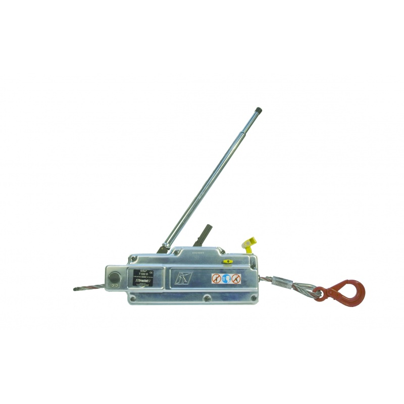 Tirfor Lifting and Pulling Device - T-532
