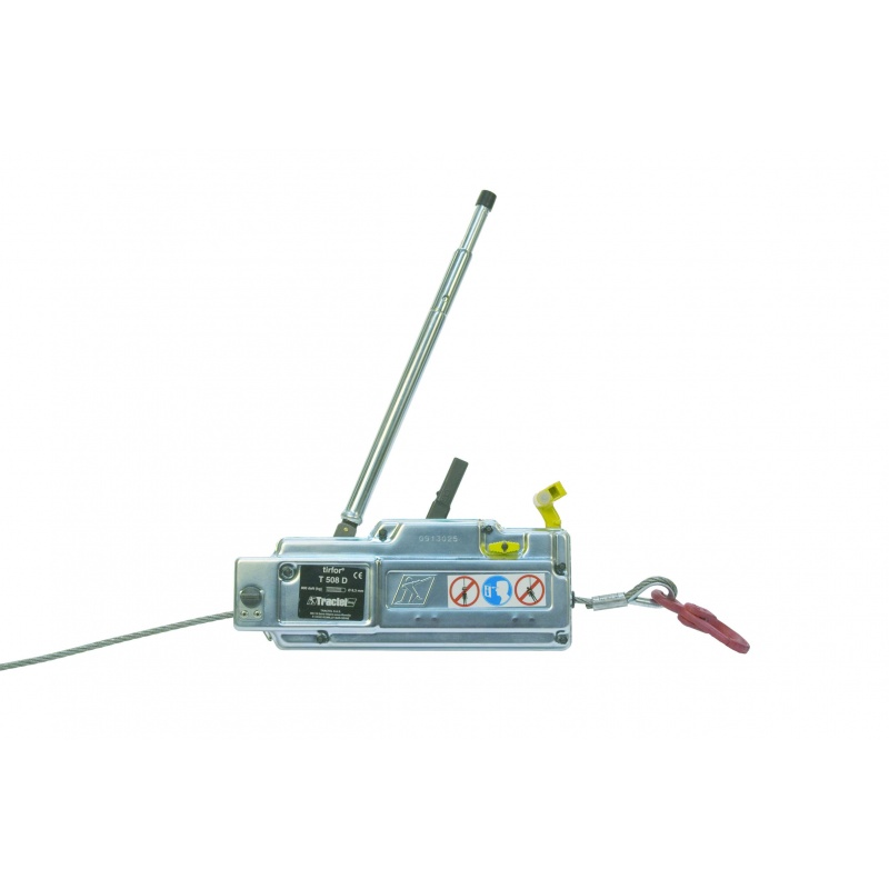 Tirfor Lifting and Pulling Device - T-508